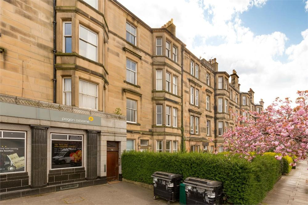 6 (1F1), Belhaven Terrace, Edinburgh, EH10 5HZ