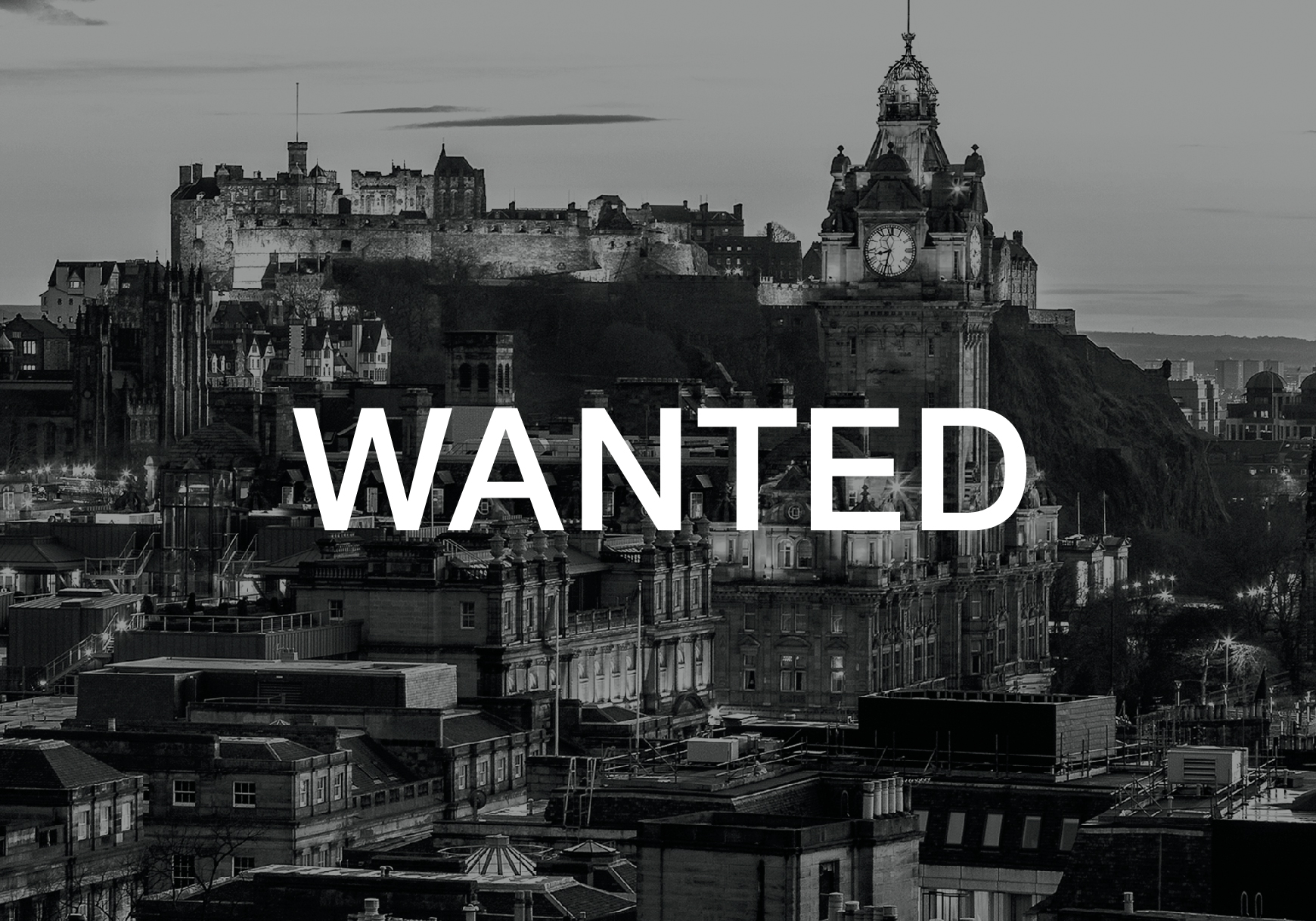 CASH INVESTOR – Looking for Edinburgh City Centre HMO's